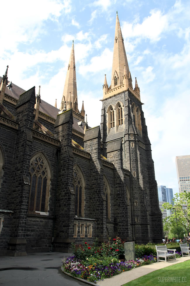 Melbourne St Patrick's Cathedral