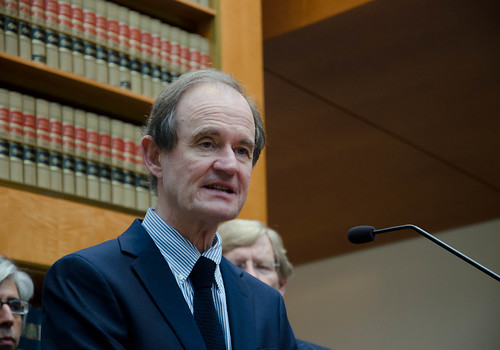 David Boies.  Photo by Steve Rhodes.