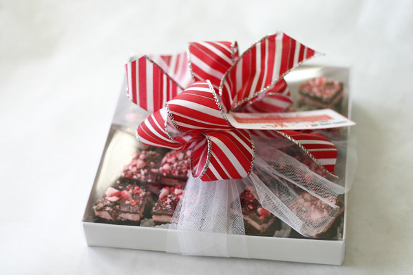 peppermint brownies 2