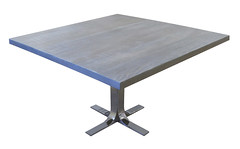 Hazen Square Pedestal Table