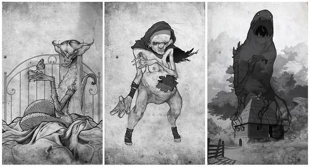 Vanja Todoric - Sketches