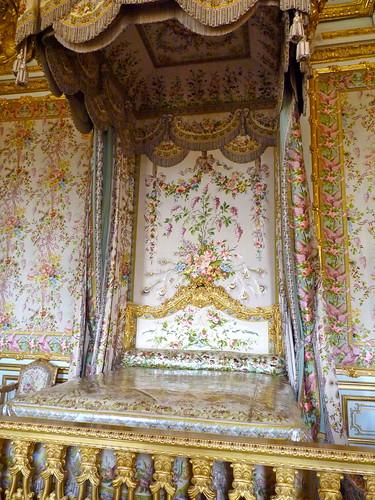 Camera da letto della Reina