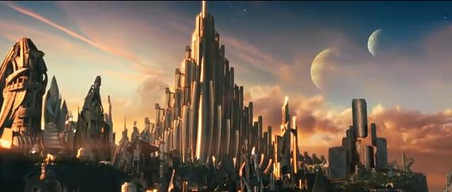 segundo trailer Thor Asgard