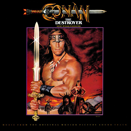 Conan the Destroyer - Basil Poledouris
