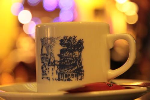 Kava na Montmartre
