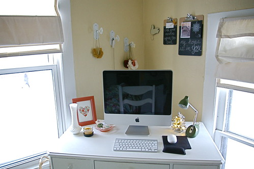 my home office space
