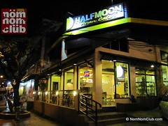 Half Moon Asian Cafe