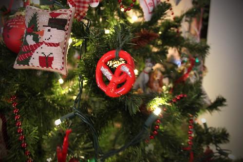 Christmas Pretzel