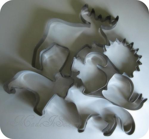 ikea cookie cutters shaped like animals