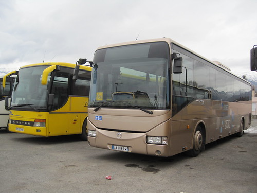Autocar a Les Guinguetes (Cerdanya)