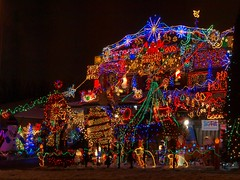 Christmas Spirit (MSVG) Tags: christmas york decorations light holiday toronto ontario canada home kids lights spirit north joy led foundation trail leds benjamin cheer decor sick the 165 desario boake olympuseseriesthemewinner