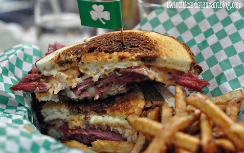 Reuben at Shamrock's ~ St Paul, MN