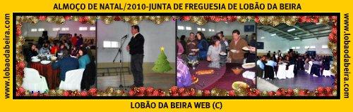 ALMOÇO DE NATAL 2010