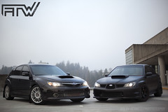 FTW Tuning (Kolby Schnelli) Tags: auto black cars shoot racing advertisement subaru tuning ftwtuning
