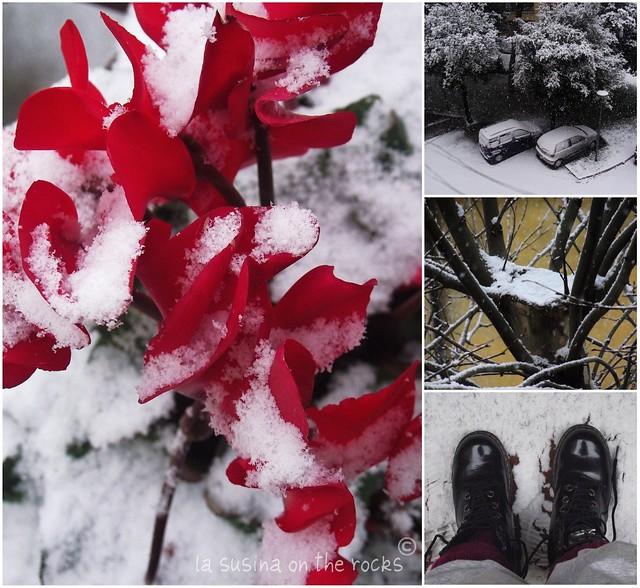 nevicata a pisa