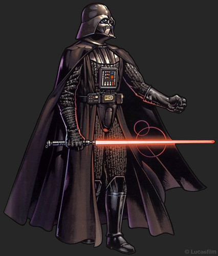 Darth Vader Sutfin 2001