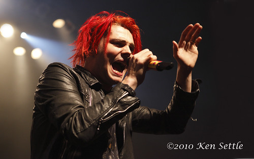 My Chemical Romance - 12-17-10 - The Night 89X Stole Christmas, The Fillmore, Detroit, MI