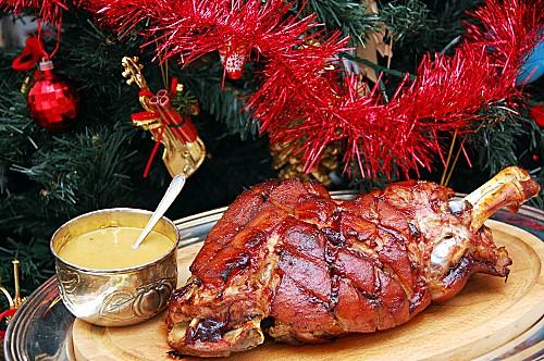 glazed ham (nigella)