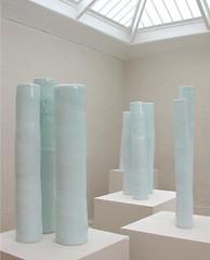 Edmund de Waal Vases (burnt dirt) Tags: ceramic clay vase pottery kiln porcelain