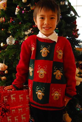 hiro's sweater