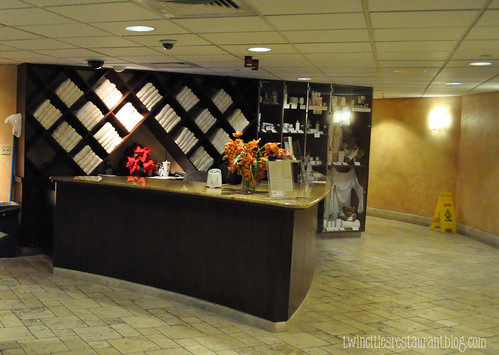 Mystic Lake Spa Reception Area