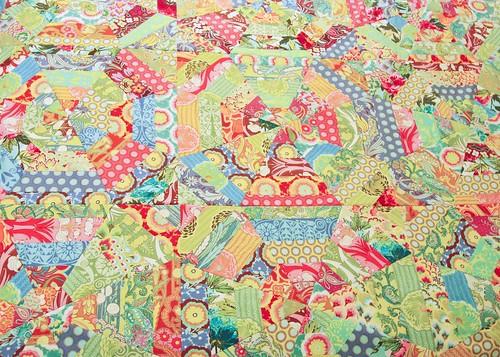 Sunshine quilt progess-6