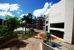 town of Guam3 (oldneworld) Tags: street city trip sky cloud green shop shopping walking town store nikon   guam        d80