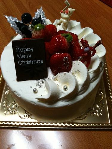 クリスマスケーキbyいづみや