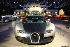 Bugatti Veyron 16.4 (Niels de Jong) Tags: christmas car canon private eos lights interesting shoot photoshoot sigma commons collection explore 164 popular bugatti 18200 veyron bugati vayron buggati explored zegwaard nielsdejong 1000d 241543903 ndjmedia