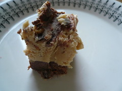 Double Decker Peanut Butter Marbled Meltaway Fudge