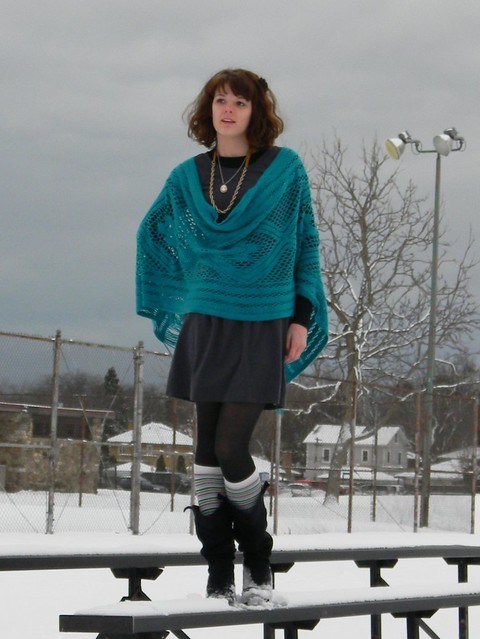 beautifully pure beautifully me katie dahl personal fashion scarf knee high socks boots