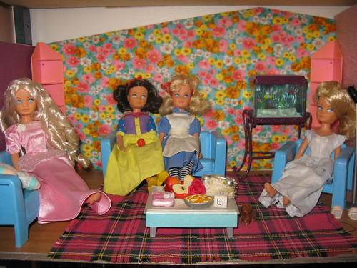 Pedigree Fairy Tale dolls