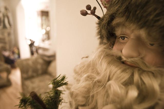 Santa :: Wigilia (Christmas Eve) 2010.