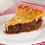 Homemade Mincemeat Pie