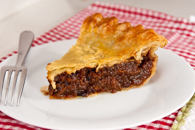 & Homemade Mince(meat) Pie (Crockpot)