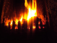 Refined by Fire (Daibhidh Moireach) Tags: fire peat