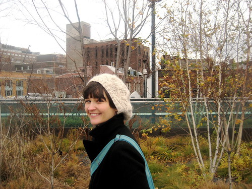 me on the highline