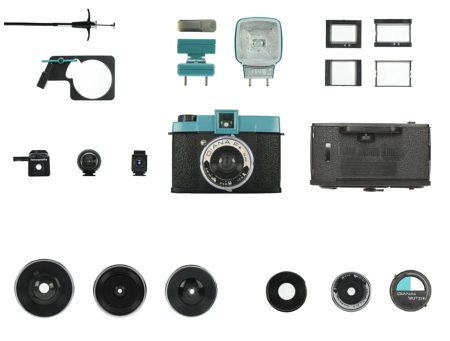 The Diana Deluxe Kit