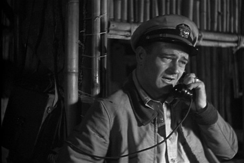 From flickr.com: John Wayne WW2 Movie, The Expendables (1945) {MID-146149}