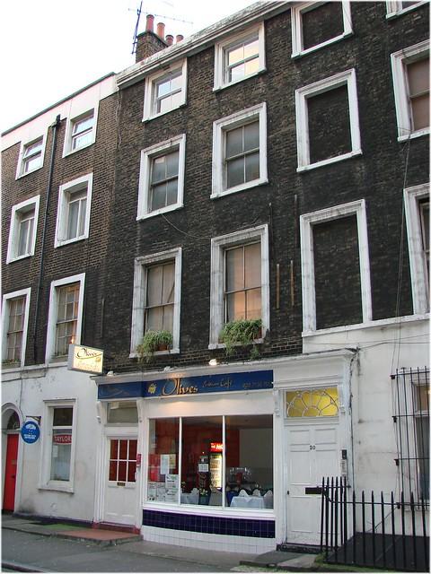 cleveland street london