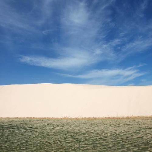 Sky-Sand-Water