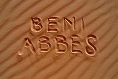 Sahara 38, Beni Abbes, secong town of Saoura (Eric Lon) Tags: city houses tourism sahara algeria sand rocks village desert dunes sable visit algerie rockart ericlon