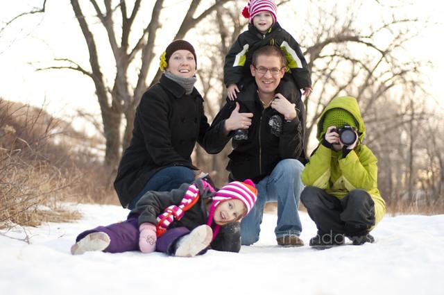 Dec 28: Our family