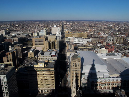 Philadelphia City Hall Observation Deck