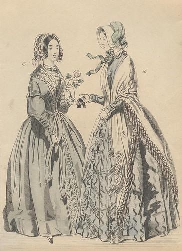 1845 - Victorian women