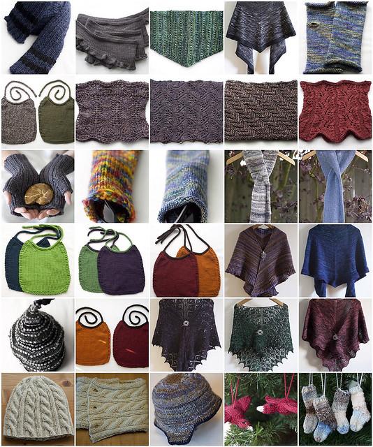 2010 Knitting FOs