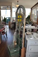 Vintage Hardware Store (gardngrl) Tags: window oregon vintage hardware astoria rummage furnishings