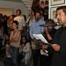 Egresados de Artes Visuales de la UDP inauguran la muestra