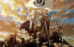 110107 - 改編自同名奇幻史詩漫畫的劇場版《烙印勇士》確定在今年隆重上映!