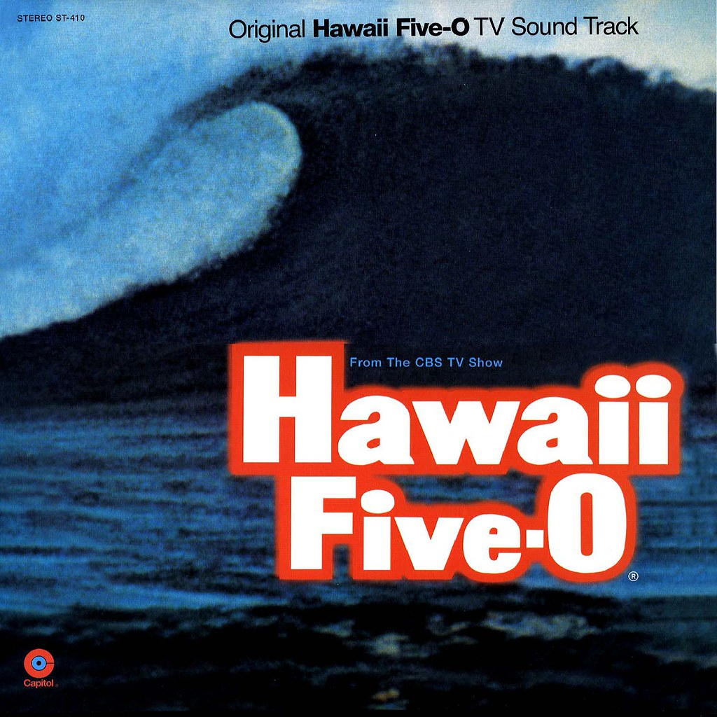 Morton Stevens - Hawaii Five-O